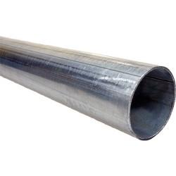Tube aluminium rond Ø 16mm creux longueur de 1 mètre.