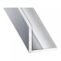 Tube aluminium de forme L 30*30 2mm.