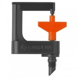 Micro-asperseur rotatif 360°.