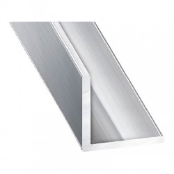 Tube aluminium de forme L...